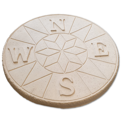 "Compass Stepping Stone <span class=""PrtPrice"">£13.20 </span>"