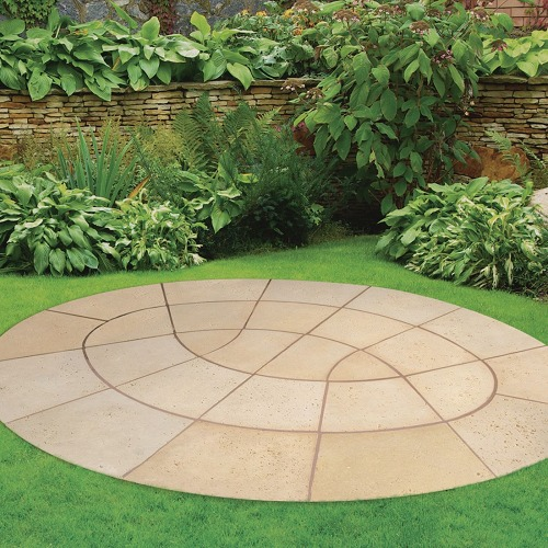 "Oval Patio Feature Kit 3 X 2.25M<span class=""PrtPrice"">£238 </span>"