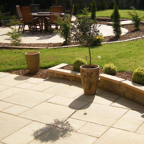 Our Paving Range