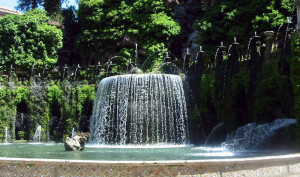 tivoli fountain