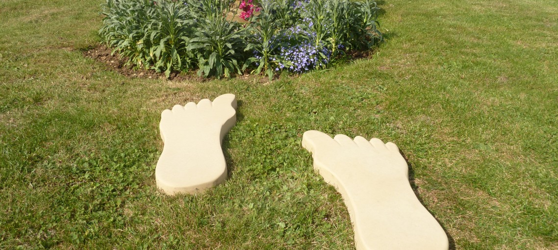Foot Stepping Stone