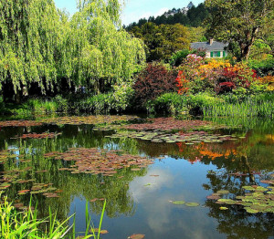 Monet Garden Giverny