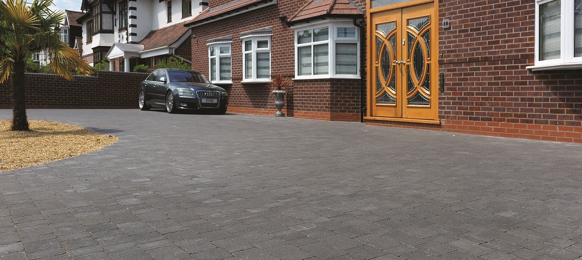 Rumbled Block Paving Minster Paving