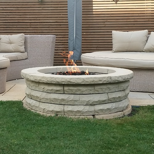 Fire Pit Surround