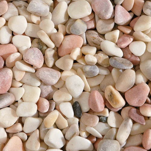 "Rose Pebbles 20-40mm<span class=""PrtPrice"">£9.90 Handy bag</span>"