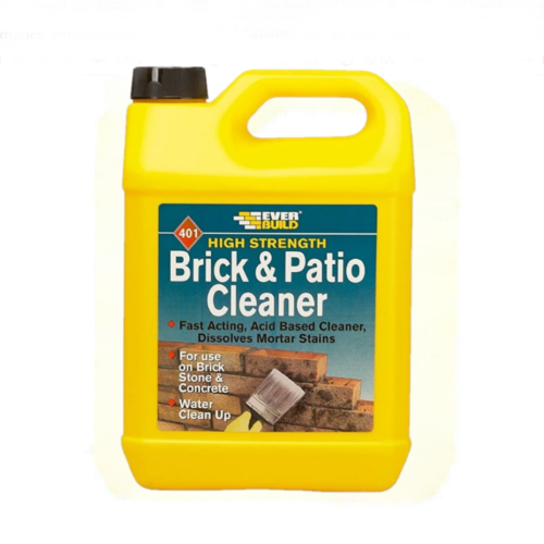 "Brick & Patio Cleaner<span class=""PrtPrice"">£5.00</span>"