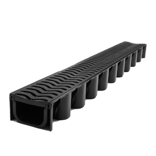 Plastic Linear Drainage Channel